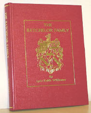 The Batchelor Family - Deluxe Hard Cover Sample