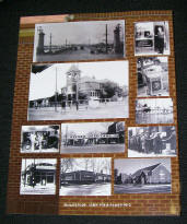 Back cover: West Tulsa Oklahoma 1939 Before and After The Greatest Little American Town That Once Was, by Cecil Gomez, 2008